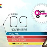 Gay Parade  Chile 2014 @ Open Mind Fest