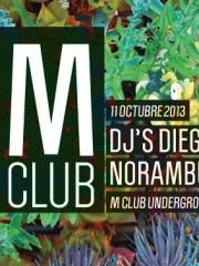 M Club @ Diegors/Haiti/Norambuena