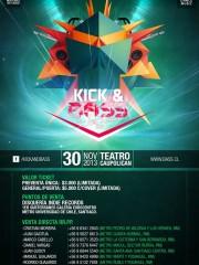 Kick & Bass – The Last Edition 2013