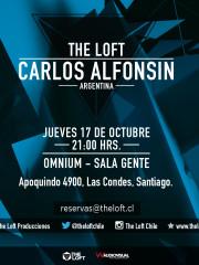 The Loft presenta @ Carlos Alfonsin