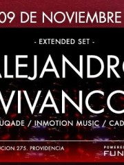 Alejandro Vivanco Extended Set
