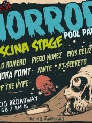 Punsh presenta @ Horror Pool Party
