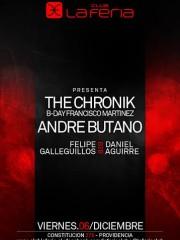 The Chronik & Andre Butano