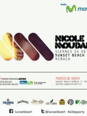 Nicole Moudaber @ 5unset Beach