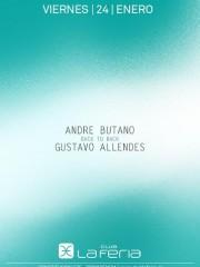 Andre Butano & Gustavo Allendes