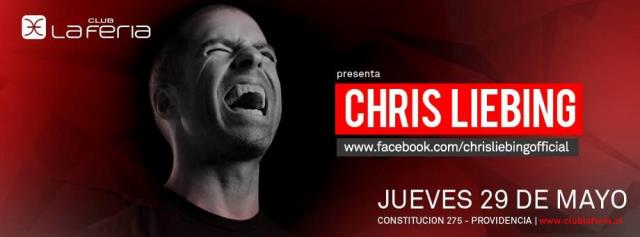 Chris Liebing @ Club La Feria