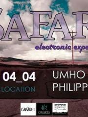 Safari Electronic Experience