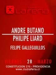 Andre Butano & Philippe Liard