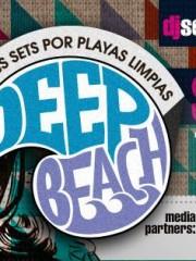 DEEP BEACH djs sets por playas limpias