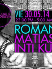 Roman & Castro + Inti Kunza & Matias Rivera