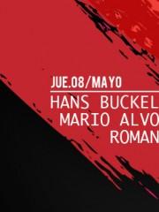 Hans Buckel/Mario Alvo/Roman