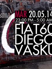 Fiat600 + Vascular + Diegors