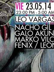 Leo Vargas B-Day