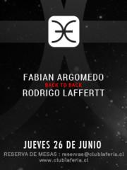 Fabian Argomedo b2b Rodrigo Laffertt