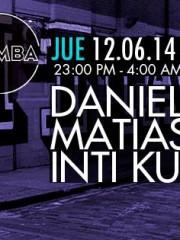 Daniel Klauser + Matias Rivera + Inti Kunza