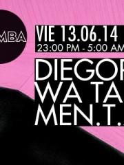 Diegors + WA TA + Men.t.zero