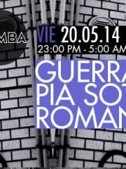 Roman&Castro + Pia Sotomayor + Guerra