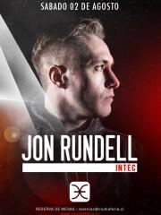 Jon Rundell en Chile