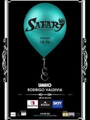 Safari 003 / Santiago Centro