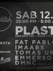 Plastician (Uk) Terrorhythm/Rinse Fm X Diamante Records X Club