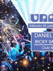 ♛ Undernotes ♛ Sábado 05 Julio   Naveluna   Despedida Daniel Sanchez