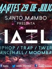 SantoMambo Presenta HAZLA