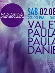 Ladies Nite // Val Evans + Paula Wapsas + Paula Burgos + Daniela Doberti // Despedida de Val Evans