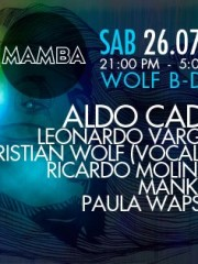 Extended Night DJSet + Wolf BDAY