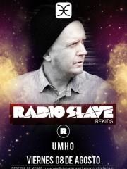 Radio Slave (Matt Edwards) en Chile
