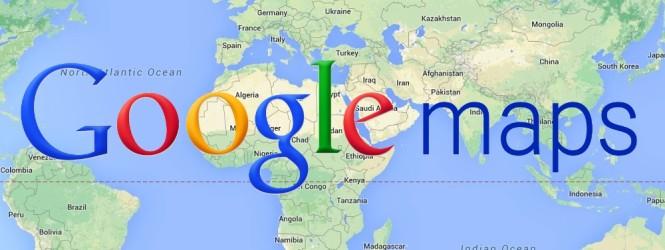 La versión de Google Maps de todos tus festivales favoritos