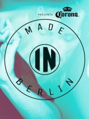 Made In Berlin – Steve Nash + Fiesta 2 Ambientes // Sábado 23 – Amanda + Sala Ritmo