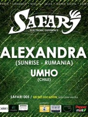 Safari @ Alexandra (Sunrise Rumania) en Chile