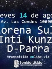 M Bar Groove @ Lorena Sulz/Inti Kunza/D-Parra
