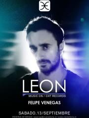León (Music On/Hotel Chelsea Records) en Chile