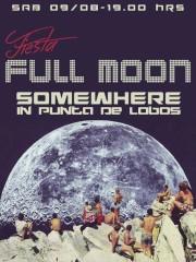 Full Moon – Pichilemu