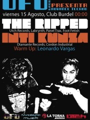 Advance Techno @ The Ripped/Inti Kunza/Leo Vargas