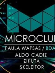 MicroClub @ Lunes te quiero feliz
