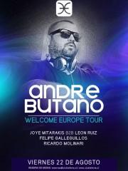 André Butano vuelve a Chile