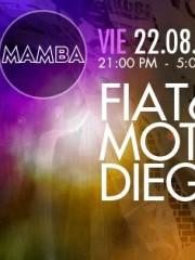 Fiat600 (live) + Motivado (live) + Diegors