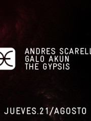 Andrés Scarella, Galo Akun, The Gypsis