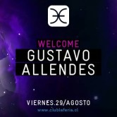 Welcome Gustavo Allendes