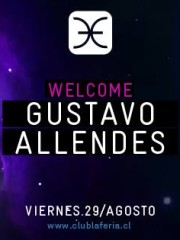 Welcome Gustavo Allendes