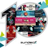 Sundeck Aniversario 10 Años