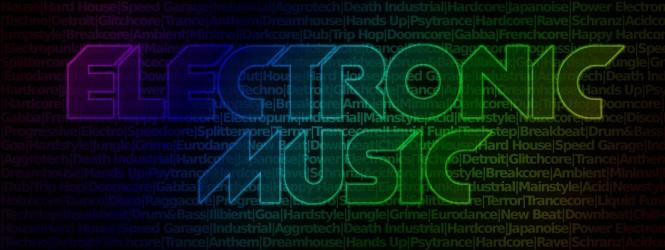 Estilos de Musica Electronica