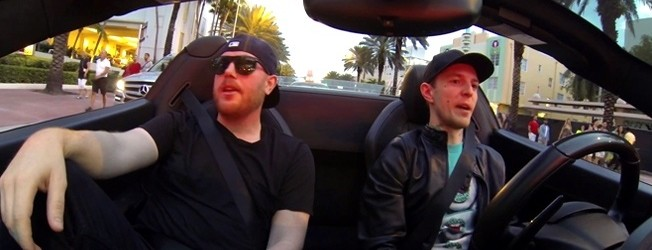 Deadmau5 y Eric Prydz van con todo