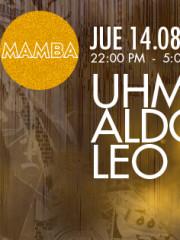 UMHO + Aldo Cadiz + Leo Vargas