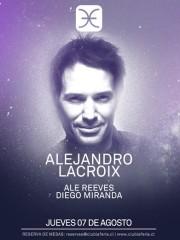 Alejandro Lacroix/Ale Reeves/Diego Miranda