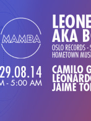 LEONEL CASTILLO aka BOEING (ARG) + Camilo Gil + Leonardo Vargas + Jaime Torrealba