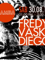 Fredi Michel + Vaskular + Diegors