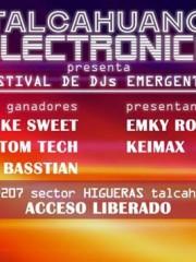 Talcahuano Electrónico presenta 1er Festival de DJs Emergentes